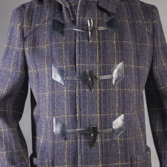 Brushed Wool Duffle-1865