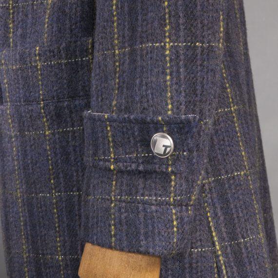 Brushed Wool Duffle-1864