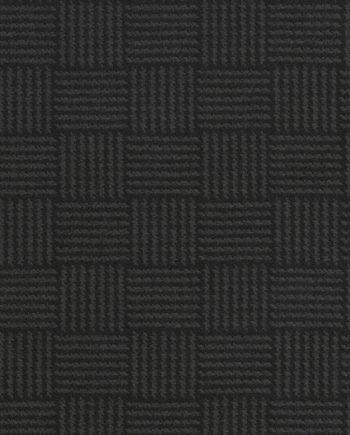 Black Basket Weave-743