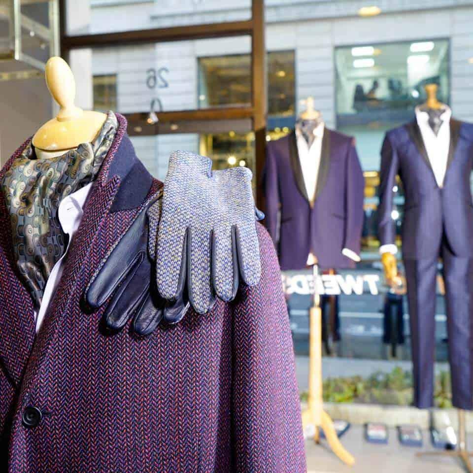 Dashing Tweeds, Menswear, British Tailors, Sackville Street, Menswear, made to measure