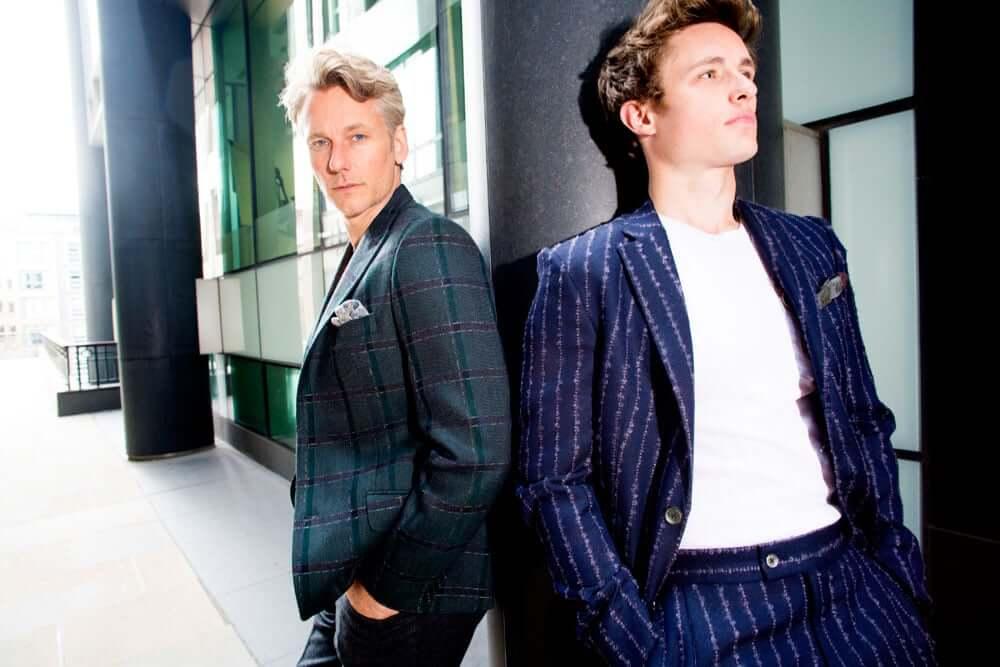 Dashing Tweeds, Menswear, British Tailors