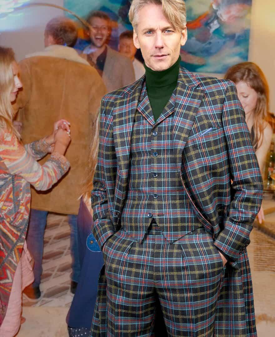 Dashing Tweeds, British Tailor, Made to Measure, London Tailor, British Tailoring, Menswear