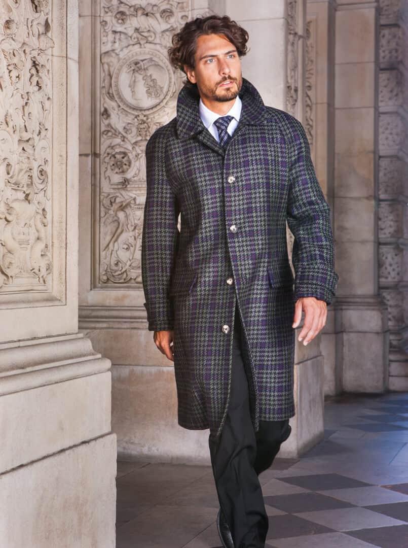 Dashing Tweeds, Menswear, Made to Measure