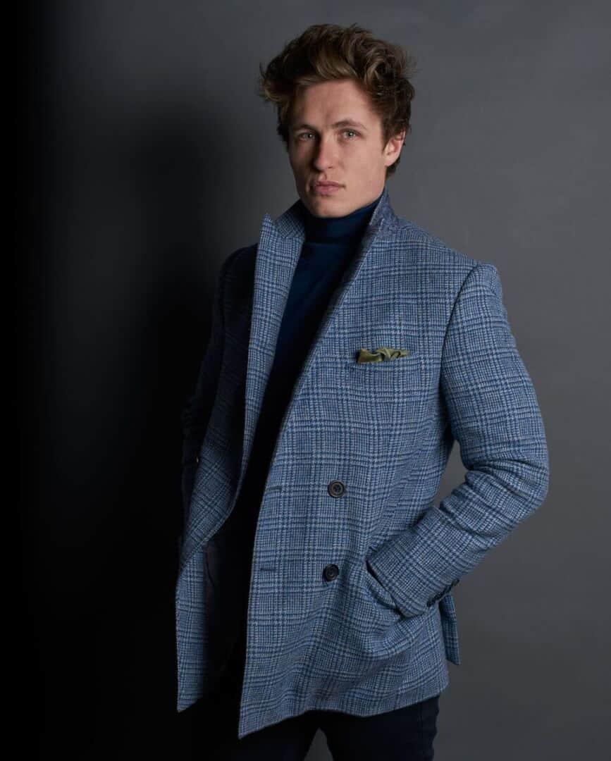 dashing tweeds, tailoring, menswear, made to measure, sackville street, british tailors, savile row, tweed, tweeds