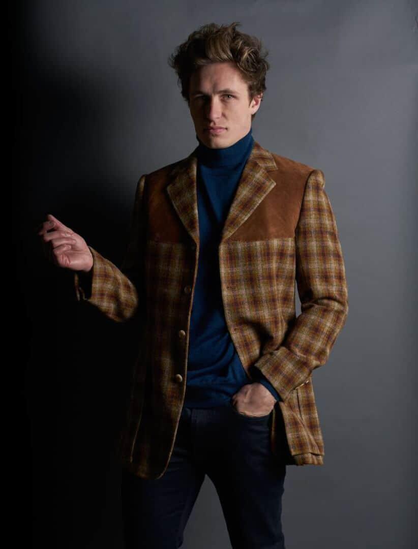 Dashing Tweeds, Made to measure, british tailors, british tailoring, savile row, savile row tailors, tweed, british tweed, menswear, luxury, british menswear
