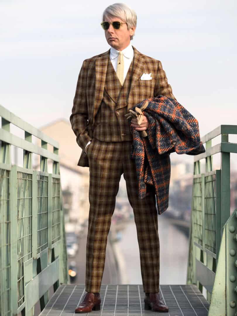dashing tweeds, tweed, tweeds, menswear, made to measure, Savile row, sackville street, luxury, tailoring, British tailors, Daniele savare, connection knitwear, connection knitwear and clothing, British tailoring, the British explorer cloth
