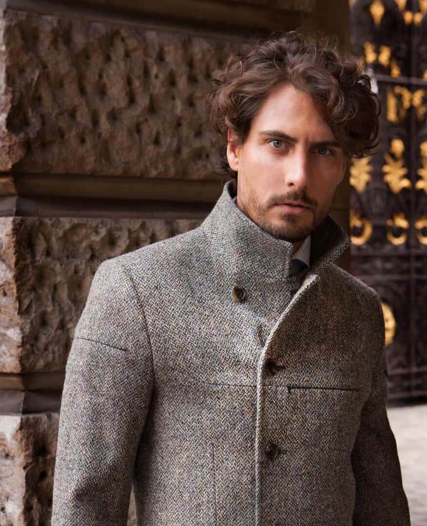 Dashing Tweeds, tweed, menswear, tweeds, British tailoring, made to measure, British tailors, London, Staffa cloth, design, sackville street