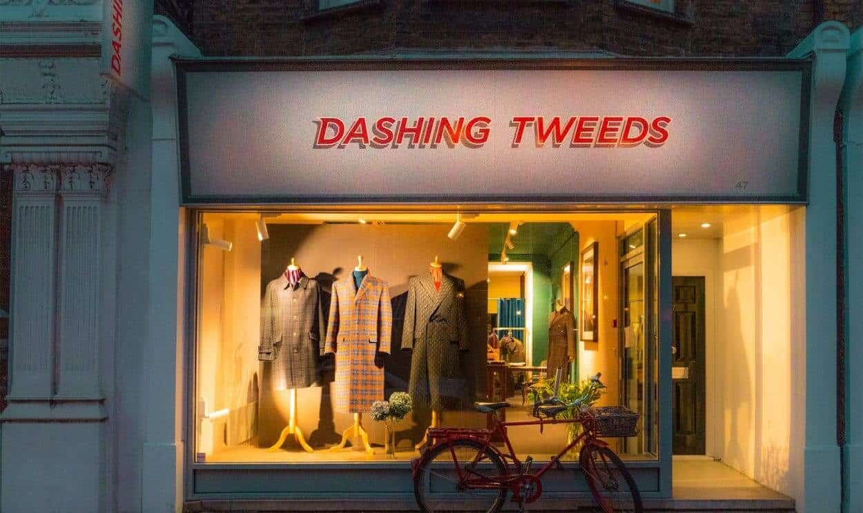dashing tweeds, tweed, tweeds, menswear, luxury, tailoring, British tailors, British tailoring, design, cloth, chiltern street, Dorset street, 47 Dorset street, Marylebone, london
